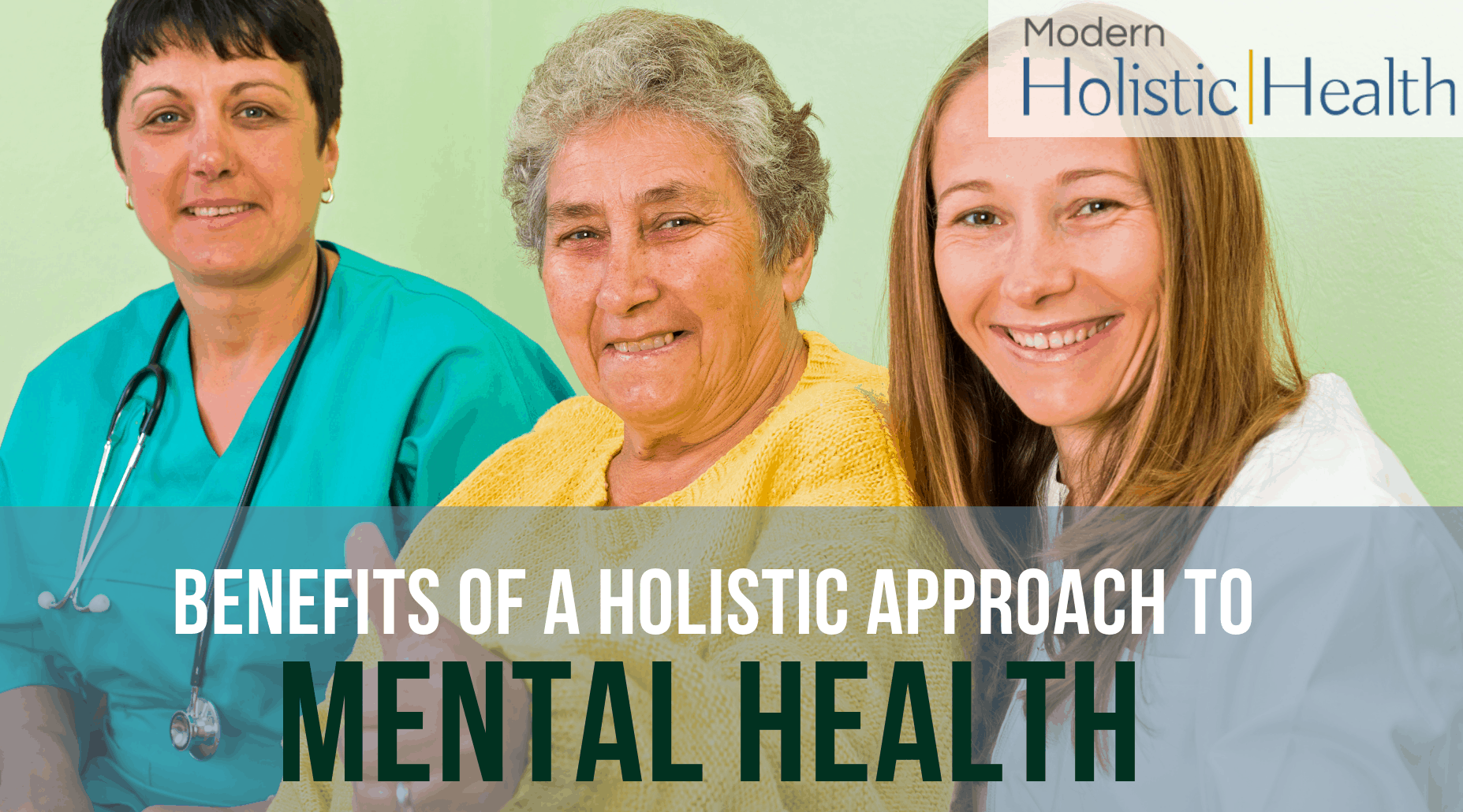 Benefits of a Holistic Approach to Mental Health